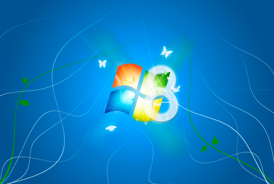 Windows 8 Dream Bliss by Vinis13