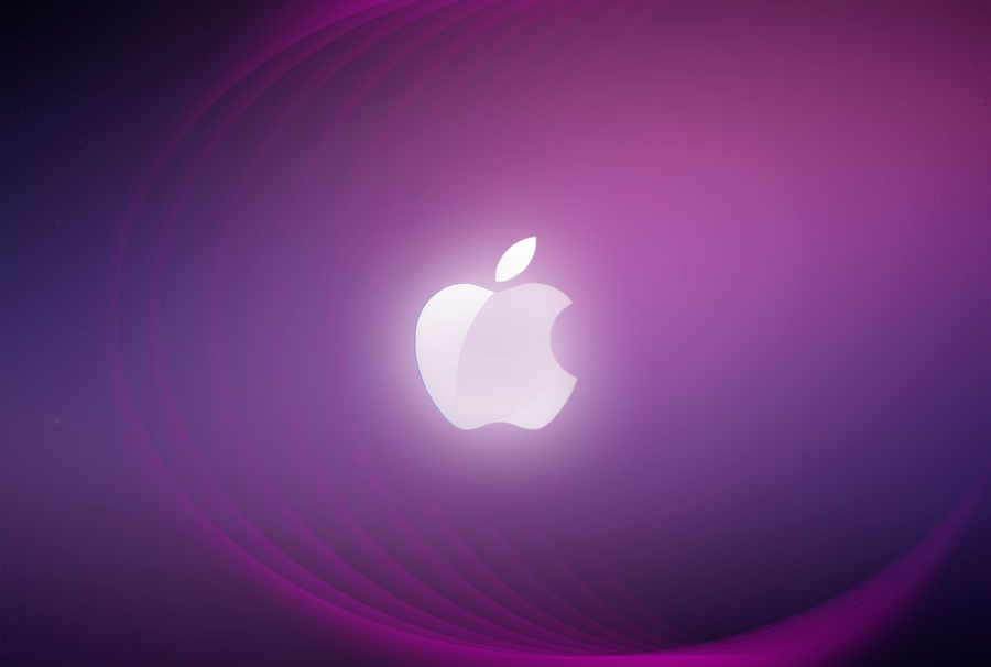 Apple Aurora Night HD Wallpaper > Apple Aurora wallpaper , Papel de parede apple HD