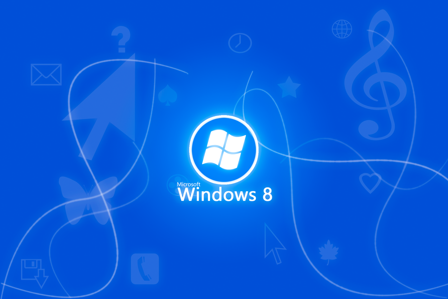 Windows 8 Metro Style by Vinis13
