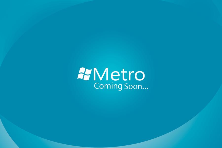 metro coming soon... by Vinis13