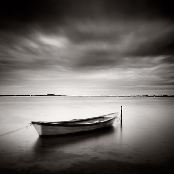 La barque by xavierrey