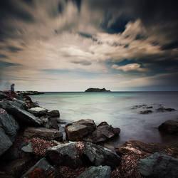 Cap Corse by xavierrey