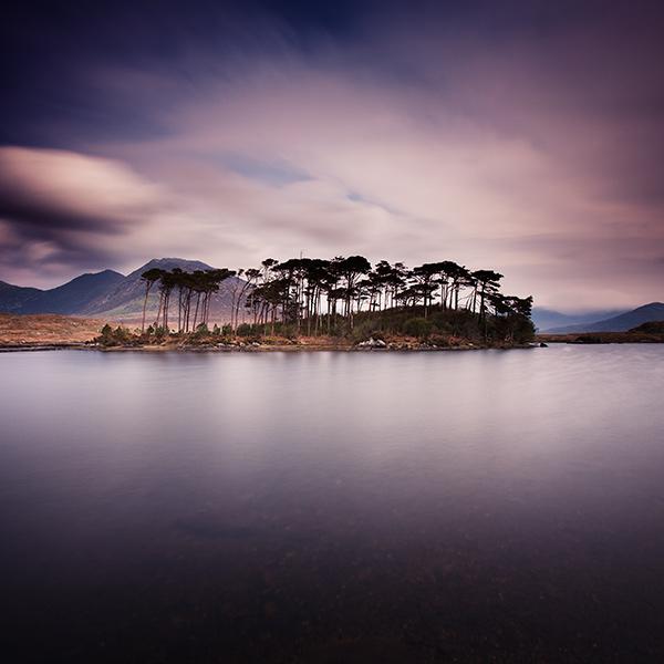 Connemara Island by xavierrey