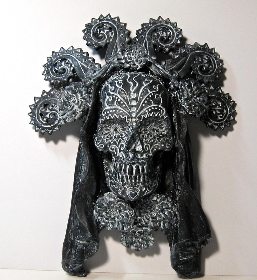 Dia de los Muertos, Black by DellamorteCo
