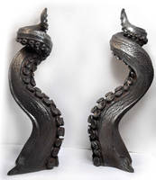 Tentacle Candlestick Holders by DellamorteCo