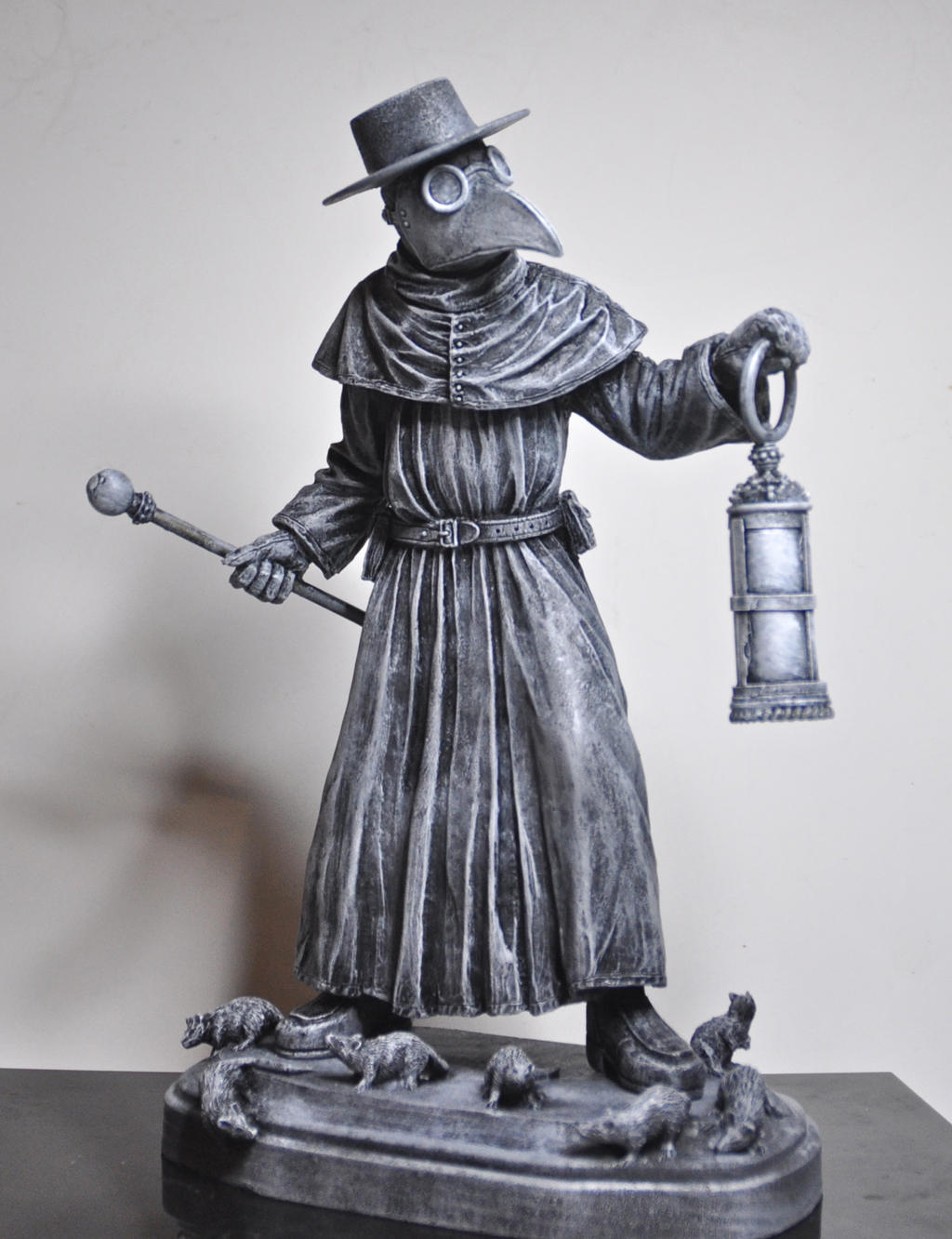 Plague Doctor by DellamorteCo