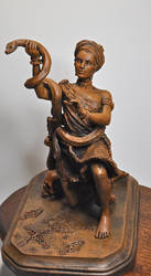 Marie Laveau, the Voodoo Queen of New Orleans, 3 by DellamorteCo