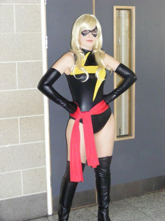 Ms Marvel by GraceyDarling
