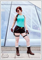Lara Cosplay Fever Web Photo by GraceyDarling