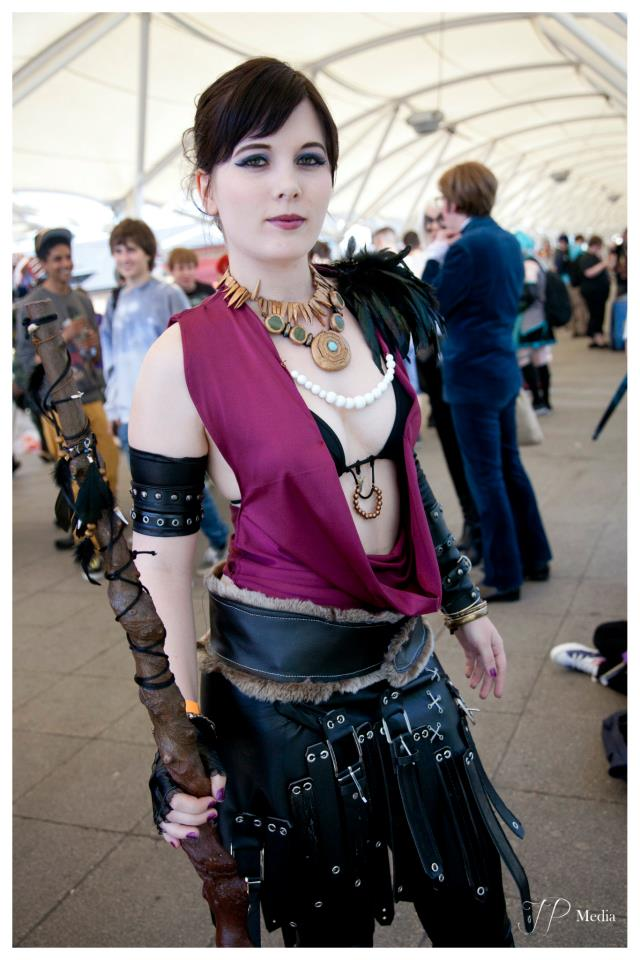 Morrigan Dragon Age Origins Cosplay by GraceyDarling ...  sc 1 st  DeviantArt : dragon age cosplay costumes  - Germanpascual.Com