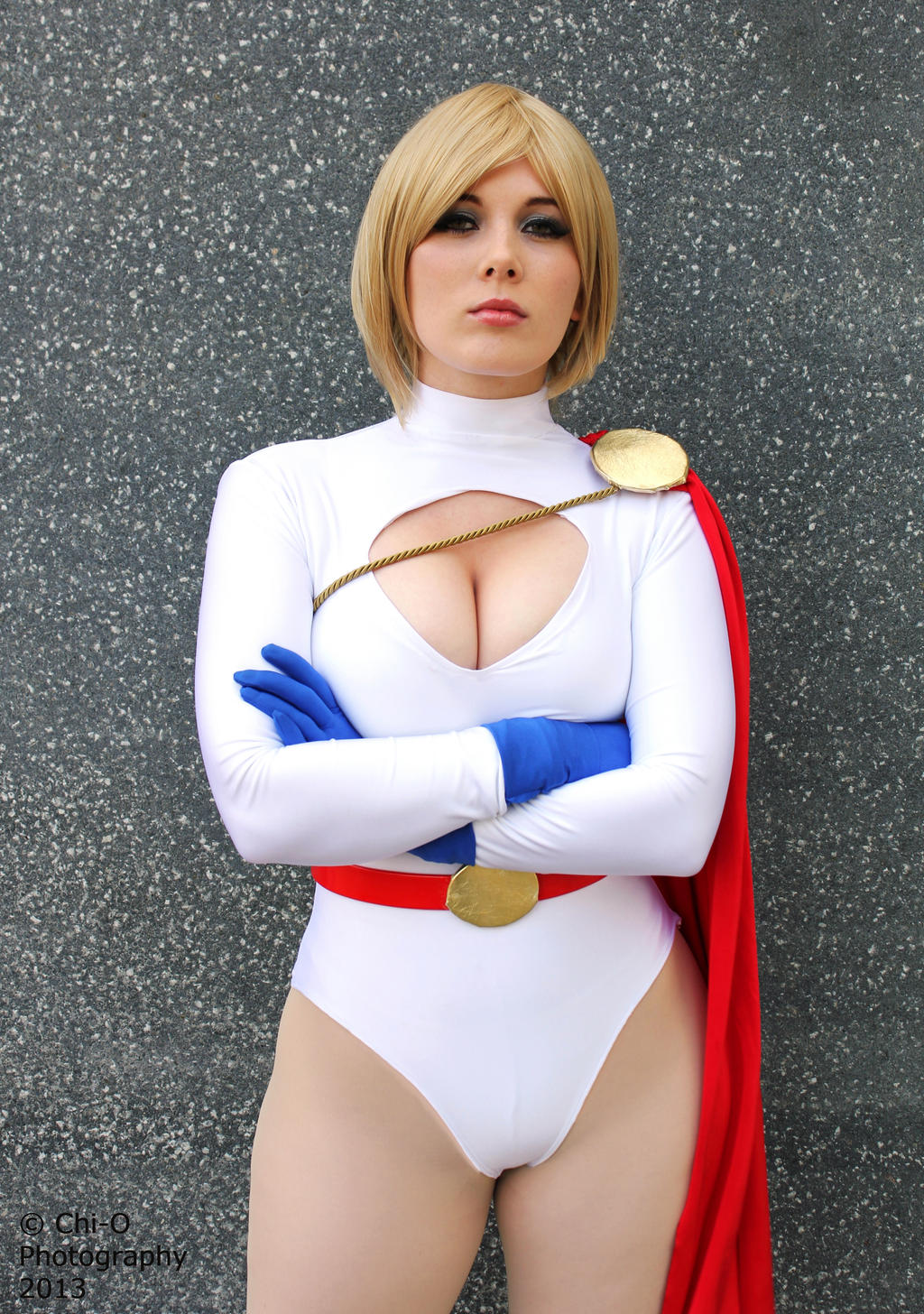 Power Girl by GraceyDarling