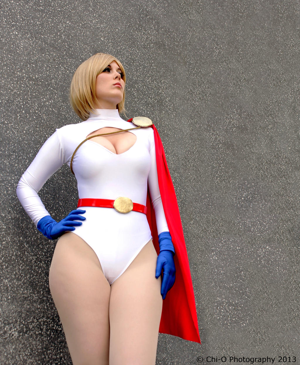 Power Girl 2 by GraceyDarling