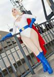 Power Girl Cosplay - Updated