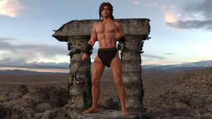 Ej Lorcan Ruins