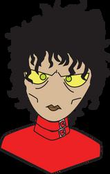 Michael Thriller by Simmula