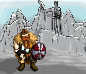 Viking by Simmula