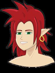 Elf by Simmula