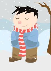 Winter by Simmula