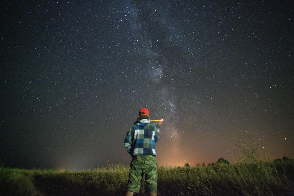 smoking the stars by lucifersdream