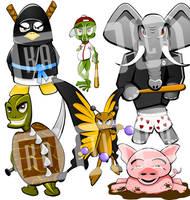 Game Animals