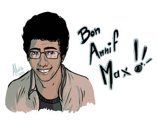 Bon Annif Max by ShadShad