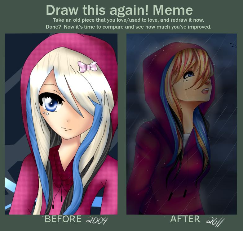 Draw This Again- Hope by Cheachen