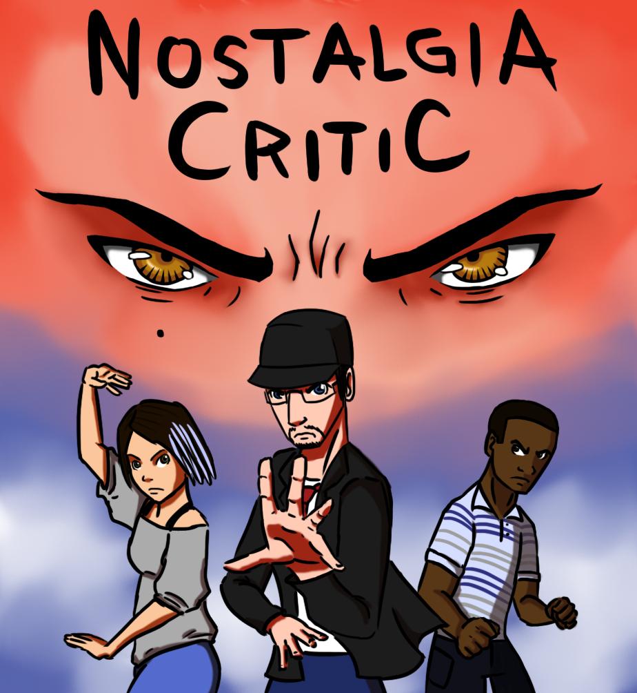 Nostalgia Critic vs Dante Basco by Ary-Capricat on DeviantArt