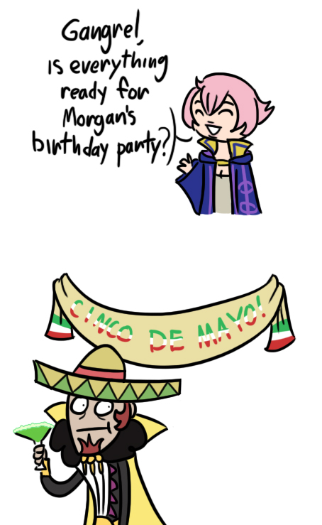 Cinco De Morgan by Ary-Capricat