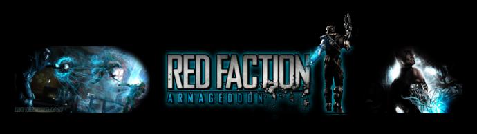 Red Faction Armageddon Banner