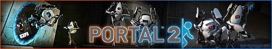 Portal 2 Signature Banner