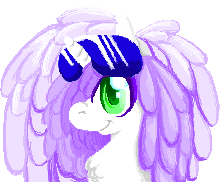 Jammy Pixel by MizzSnow