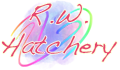 Rainbow Winds Hatchy Button by MizzSnow
