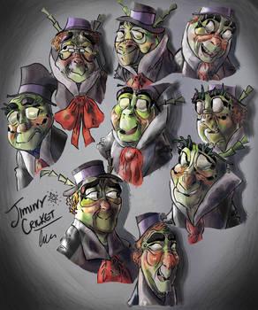 TPP - Jiminy Cricket Development (Coloured)