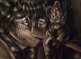 Pinocchio Scene Re Imagining