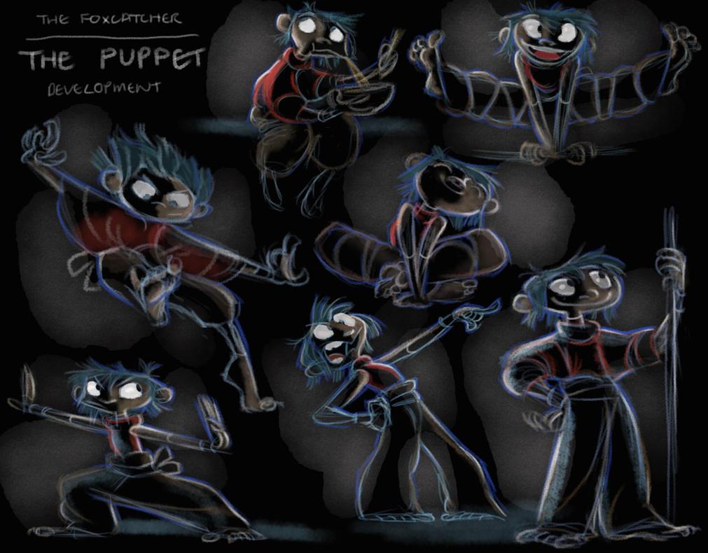 The Foxcatcher - Puppet Development by D00Mk1tty14