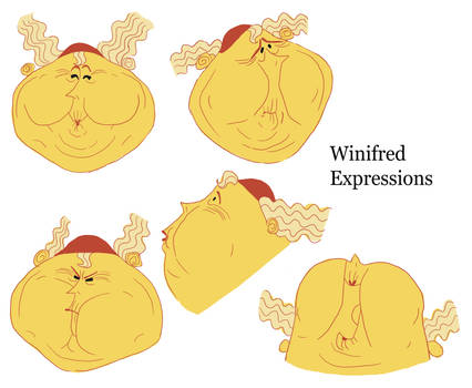 The Musician - Winifred Expressions