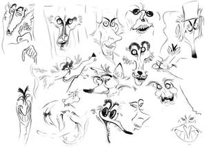 Pinocchio - Fox Iterations 2