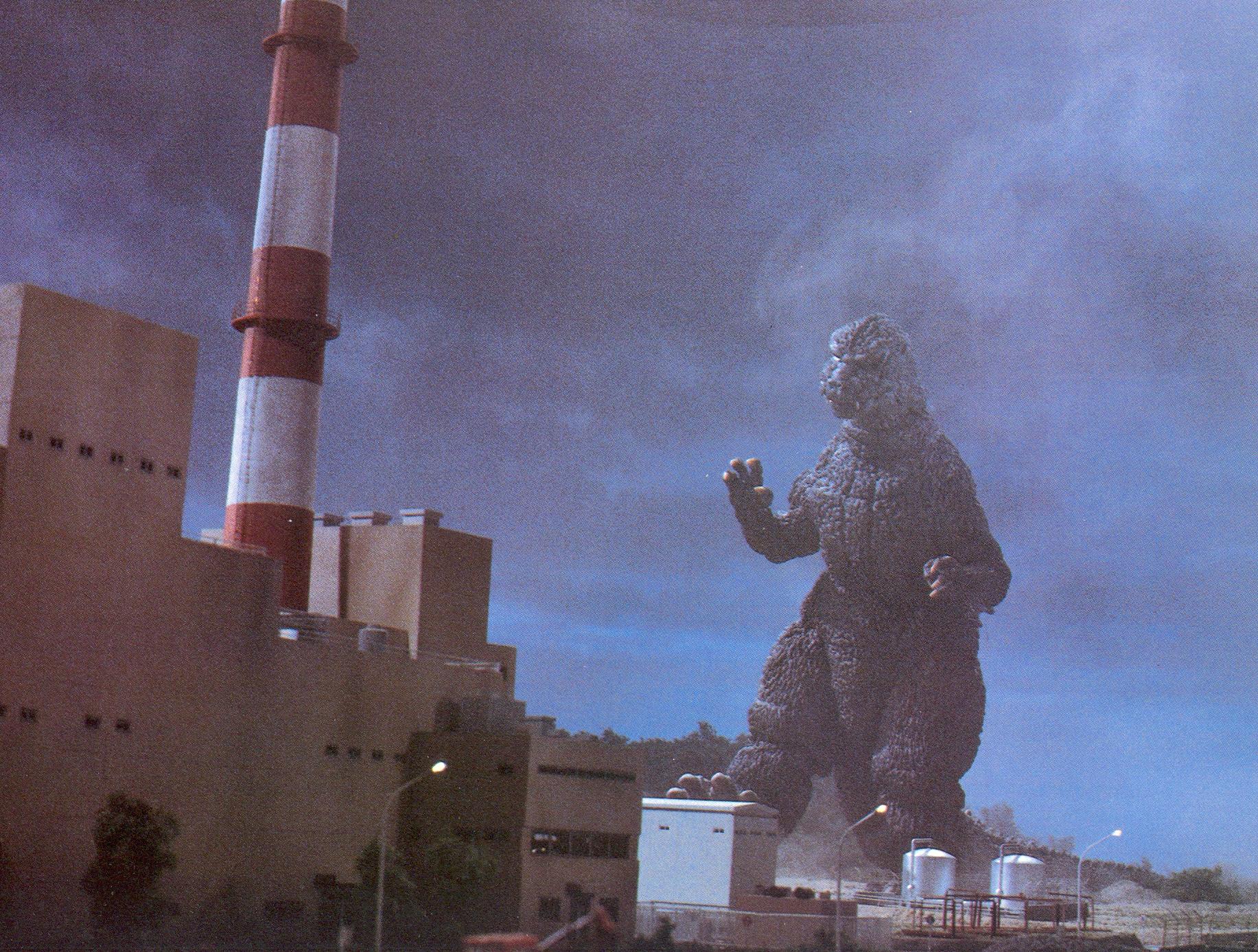 Godzilla '84 Still 1, Front by geekspace on DeviantArt