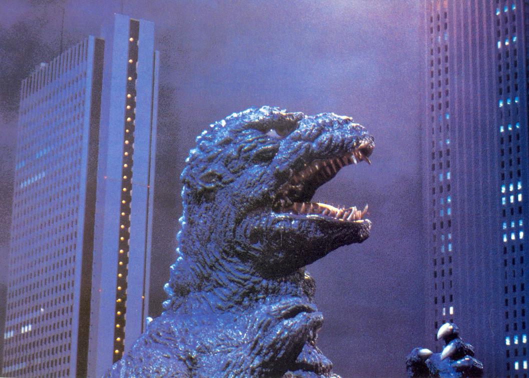 Godzilla '84 Still 3, Front by geekspace on DeviantArt
