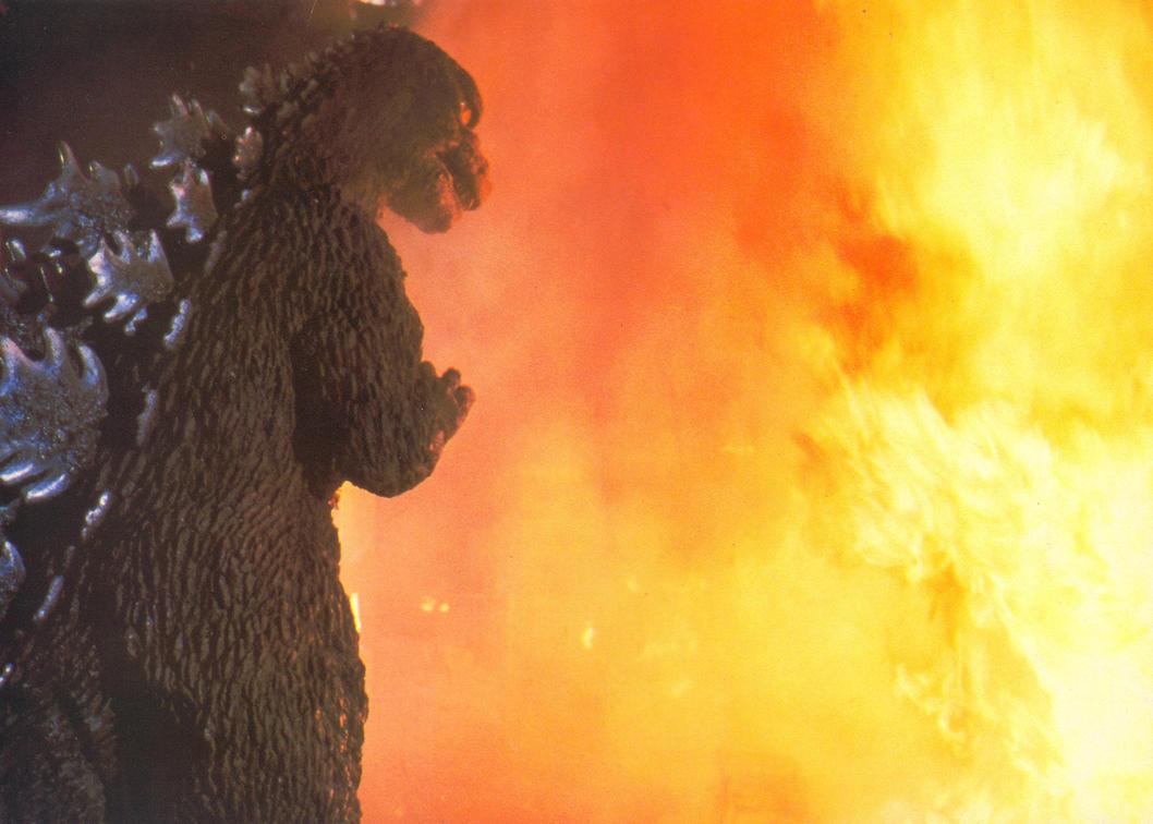 Godzilla '84 Still 4, Front by geekspace on DeviantArt