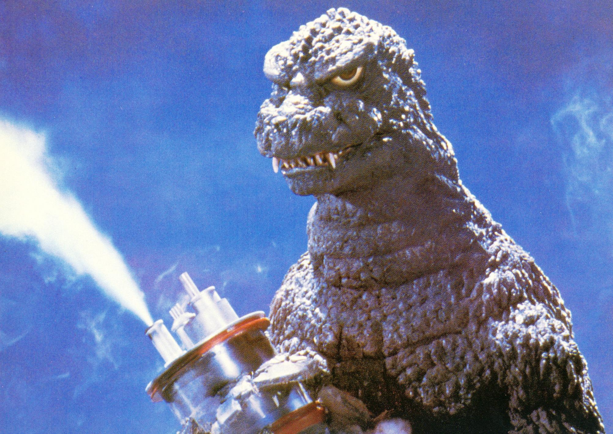 Godzilla '84 Still 9, Front by geekspace on DeviantArt