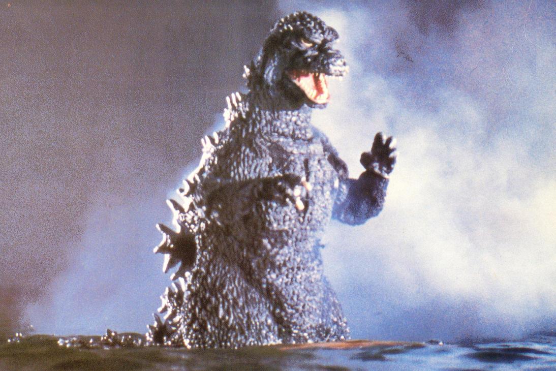 Godzilla '84 Still 11, Front by geekspace on DeviantArt