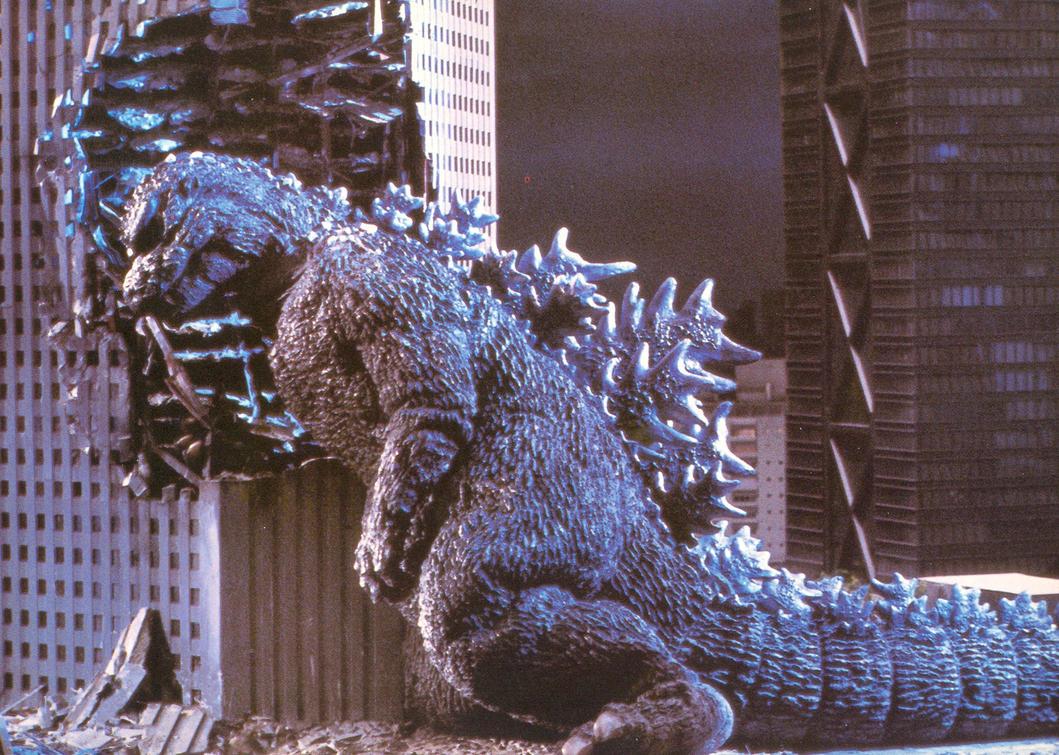 Godzilla '84 Still 16, Front by geekspace on DeviantArt