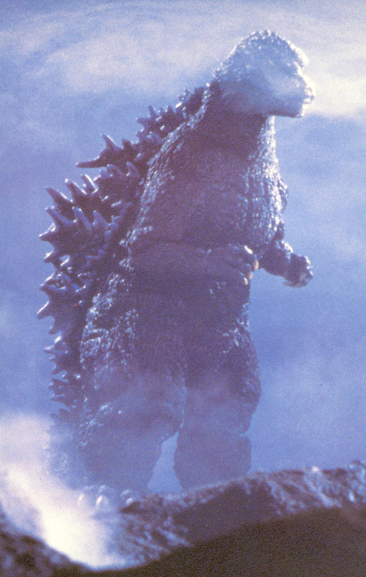 Godzilla '84 Still 20, Front by geekspace on DeviantArt