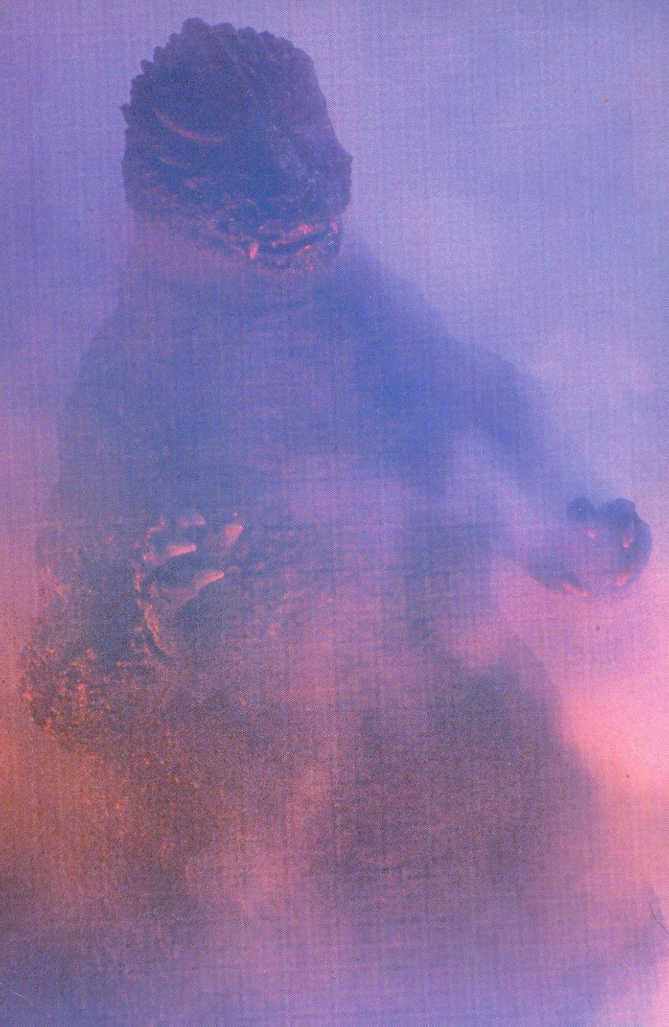 Godzilla '84 Still 21, Front by geekspace on DeviantArt