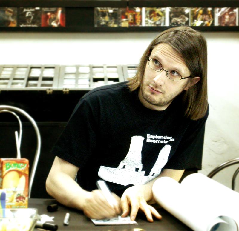 Steven Wilson I by Cronosmu