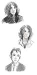 alex turner doodles by happpenstance