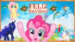 Navidad con My Little Pony by Xx-Juan-Soap-Vera-xX