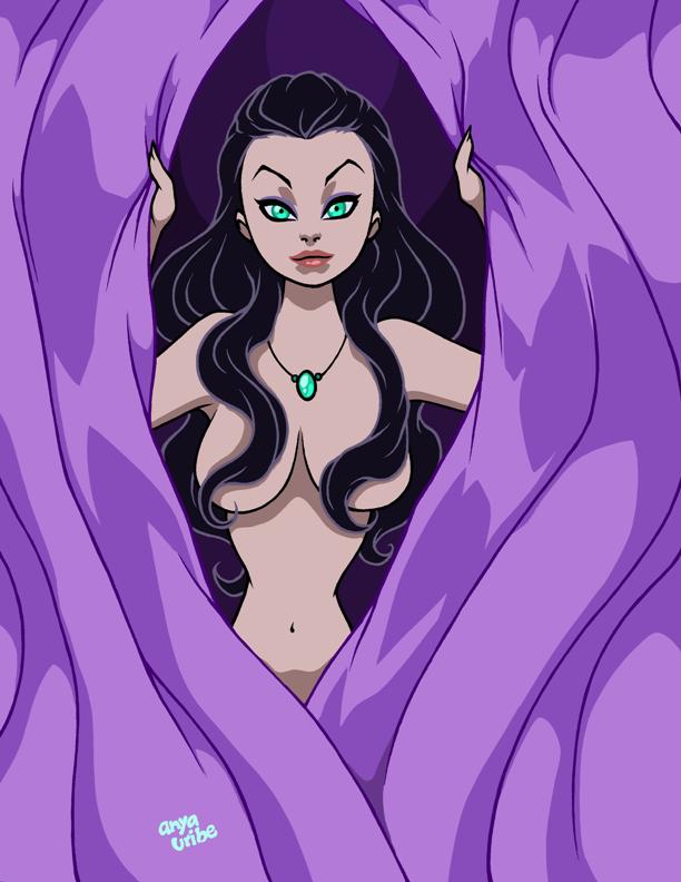 Hello Selina Kyle by AnyaUribe