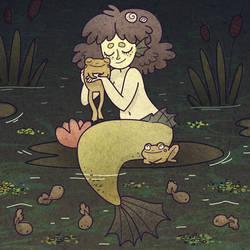 Swamp Mermaid